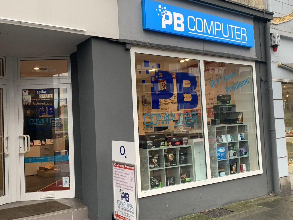PB Computer Außenansicht